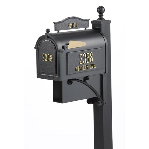 Streetside Ultimate Mailbox Package