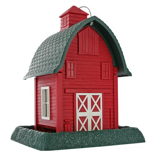 North States Barn Village Bird Feeder