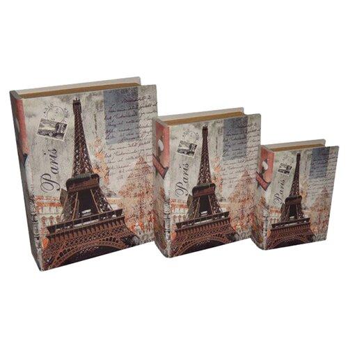 Cheungs Paris / Eiffel Tower Book Box