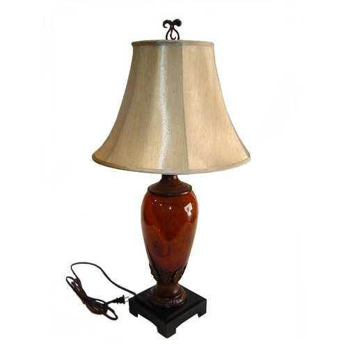 """Cheungs Tall 32.5"""" H Table Lamp"""