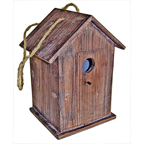Cheungs Wooden Bird House