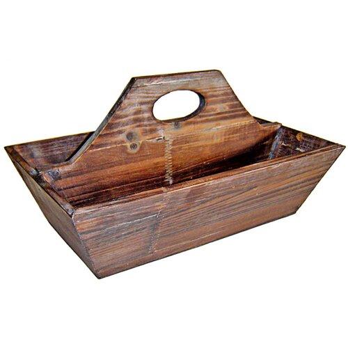 Cheungs Wooden Garden 2 Slot Tool Box