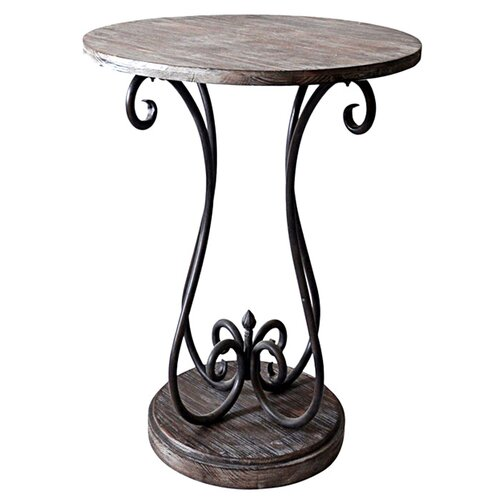 Cheungs Tall End Table