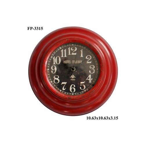 """Cheungs 10.5"""" Wall Clock"""