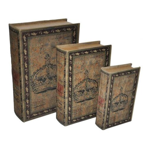 Cheungs Crown Book Box