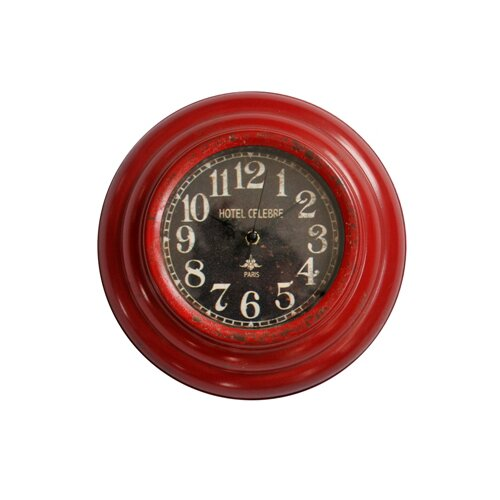 "Cheungs 10.5"" Wall Clock"