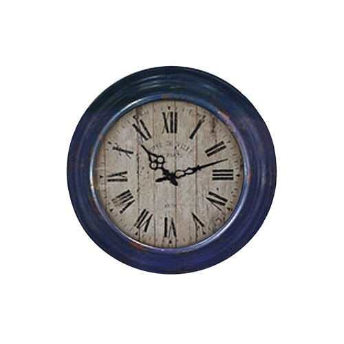 "Cheungs 13.75"" Wall Clock"
