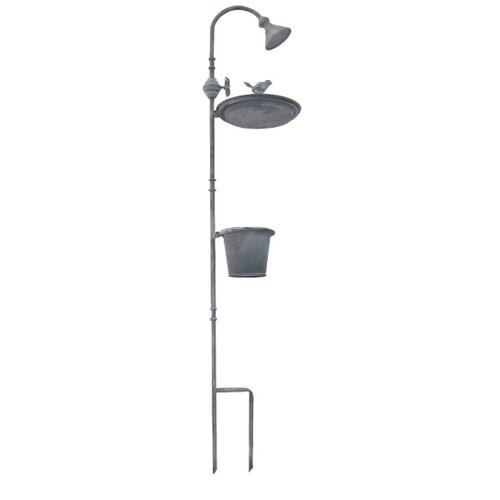 Cheungs Bird Feeder and Pot on Spicket
