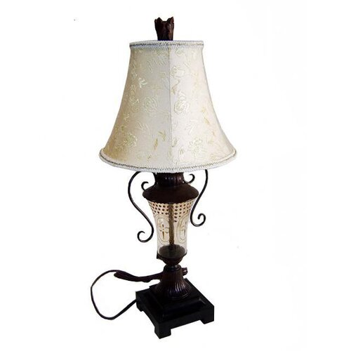 "Cheungs Tall 28"" H Table Lamp"
