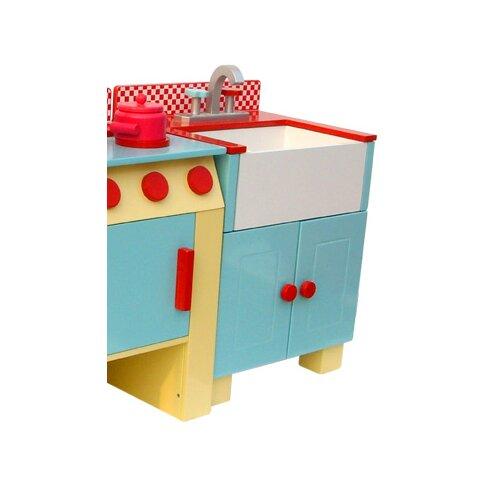 A+ Child Supply Country Kitchen Sink