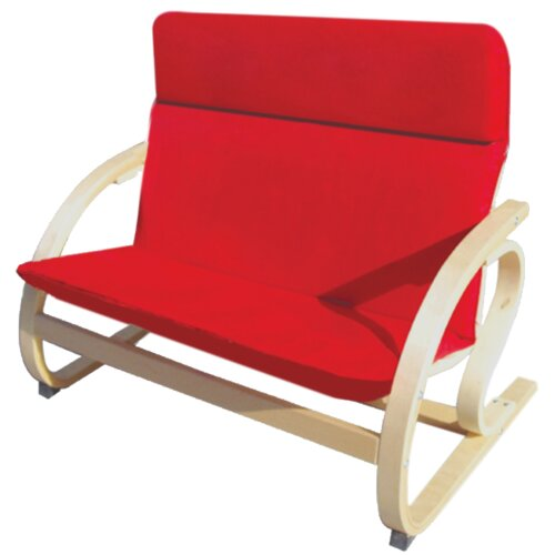 A+ Child Supply Comfort Kid's Sofa