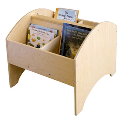 "A+ Child Supply Toddler Arch 21"" Book Display"