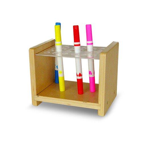 A+ Child Supply Marker/Brush Holder