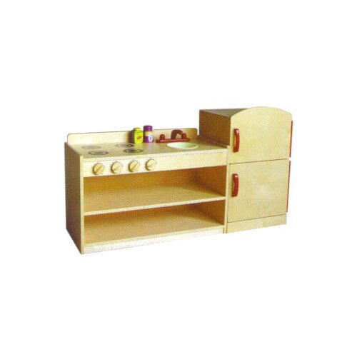 A+ Child Supply Toddler Play Kitchen