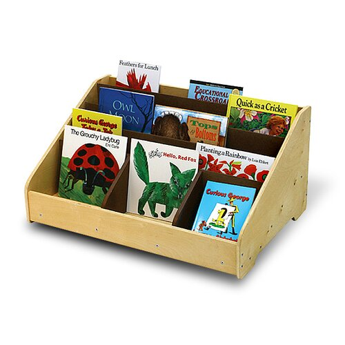 "A+ Child Supply Toddler 15.5"" Book Display"