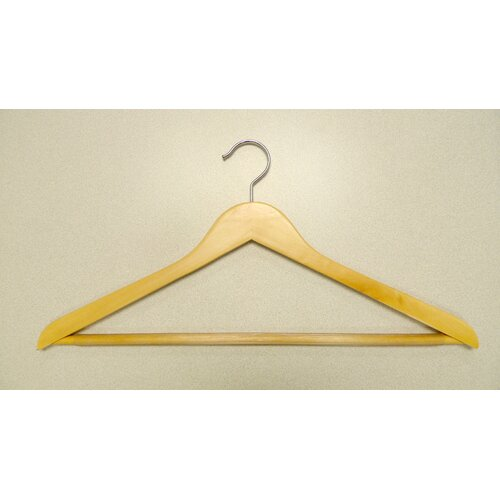 Genesis Flat Big and Tall Hanger (Set of 50)