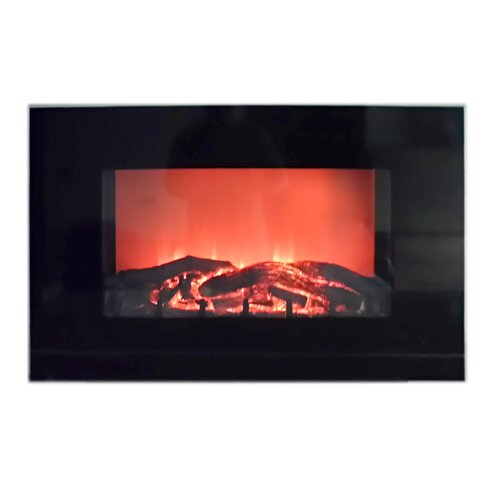 Frigidaire Valencia Extra Wide Wall Mounted Electric Fireplace Reviews Wayfair