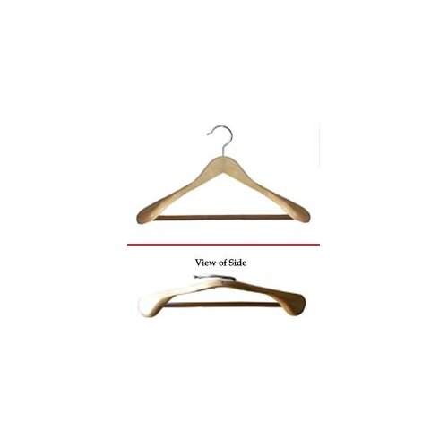 Proman Products Libra Wide Shoulder Suit Hangers
