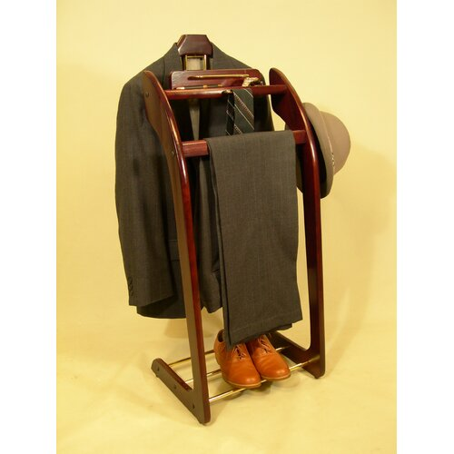 Proman Products Windsor Wardrobe Valet Stand