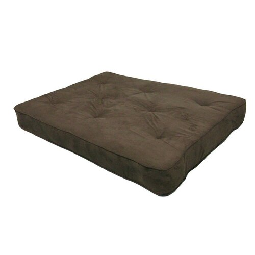 "DHP Independently Encased Coil Premium 8"" Full Size Futon Mattress"