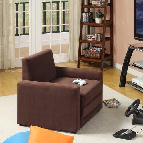 DHP Single Sleeper Chair