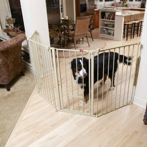 Carlson Pet Products Flexi Pet Gate