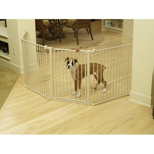 "Carlson Pet Products 28"" Convertible Yard Exercise Dog Pen"