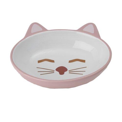 Petrageous Designs Here Kitty Pet Bowl