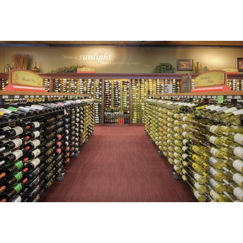 VintageView 234 Bottle Wine Rack