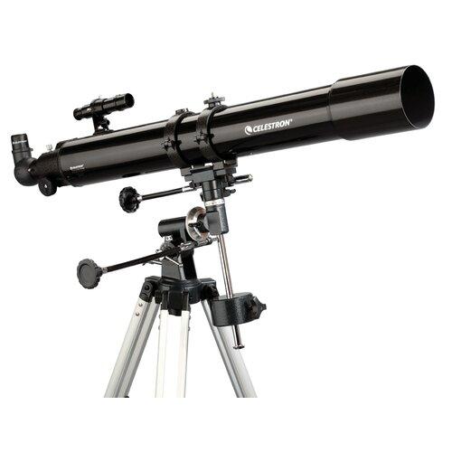 PowerSeeker 80EQ Refractor Telescope