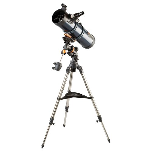 AstroMaster 130EQ Reflector Telescope with MD