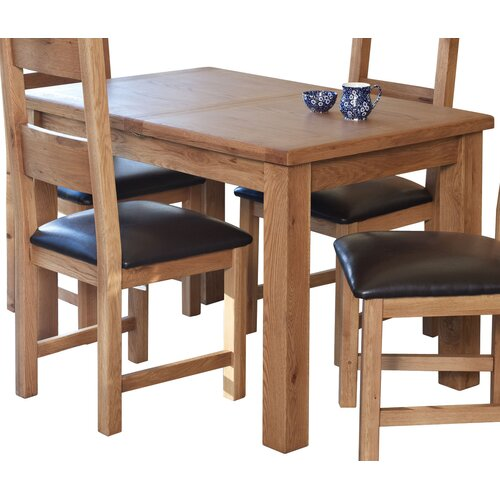 Malvern Extendable Dining Table Wayfair Uk