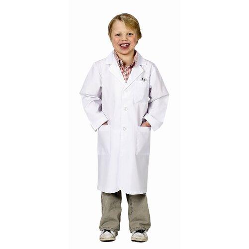 Jr. Lab Coat Costume