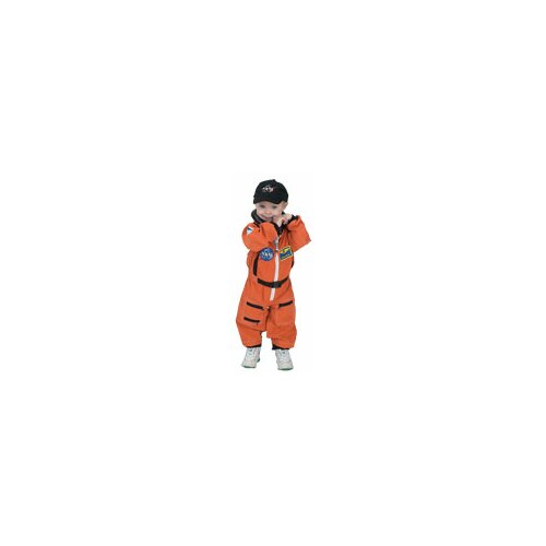 Jr. Astronaut Suit with Embroidered Cap for 18 Months Costume