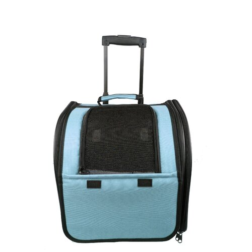 Airline Approved Wheeled Travel Pet Carrier