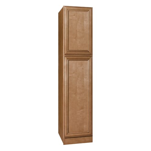 "Coastal Collection Heritage Series 84"" x 18"" Freestanding Linen Cabinet"