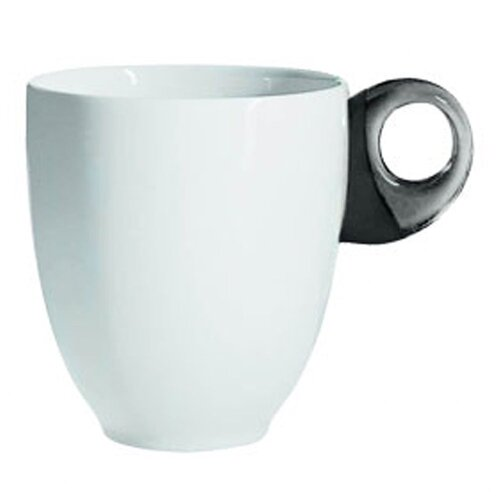 Guzzini Art and Cafe Mug in Black