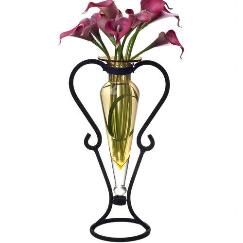 Amphora Vase on Stand