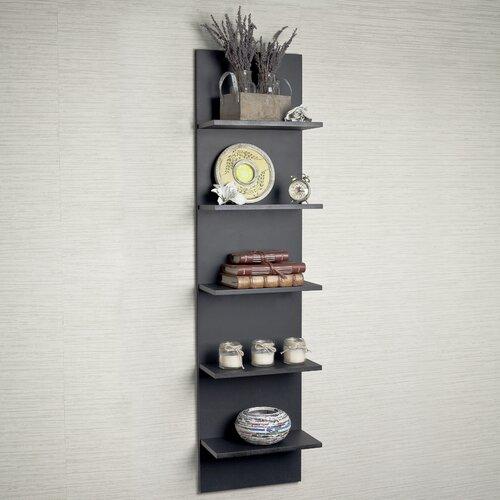 Danya B Wide Column Wall Shelf