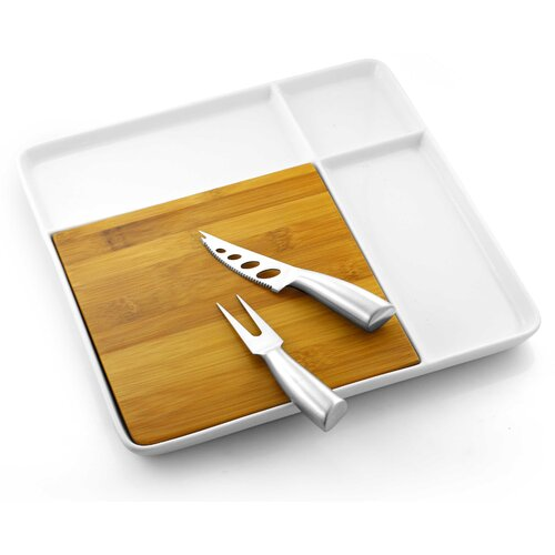 Danya B Square Serving Tray