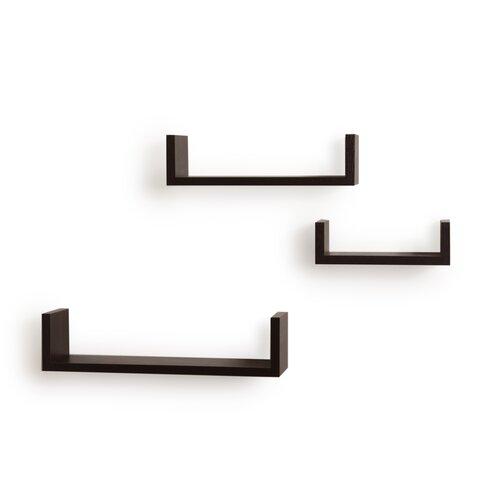 FiniFloating U Shelf (Set of 3)