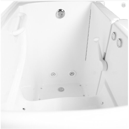 "Ariel Bath 60"" x 30"" Soaker Walk-in Tub"