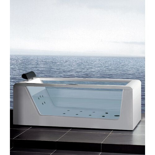 ariel bath 70 x 32 air tub reviews wayfair