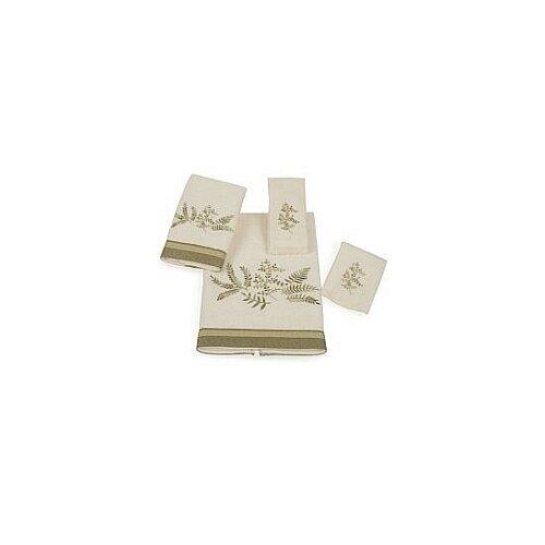 Avanti Linens Greenwood 4 Piece Towel Set