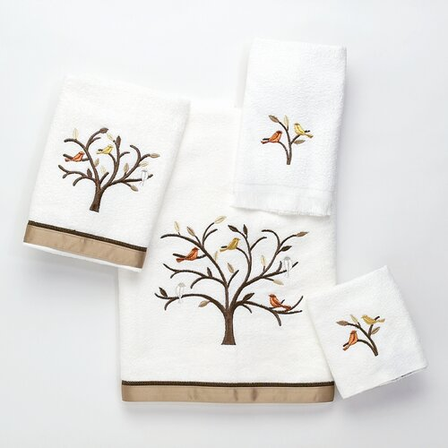 Friendly Gathering 4 Piece Towel Set
