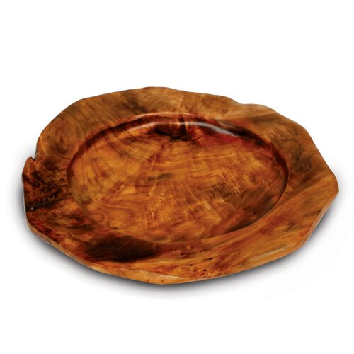 Enrico Rootworks Round Serving Tray (Set of 2)