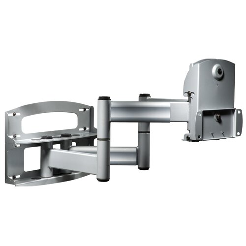 "Peerless Flat Panel Dual Articulating Arm/Tilt Wall Mount for 42"" - 71"" Plasma"