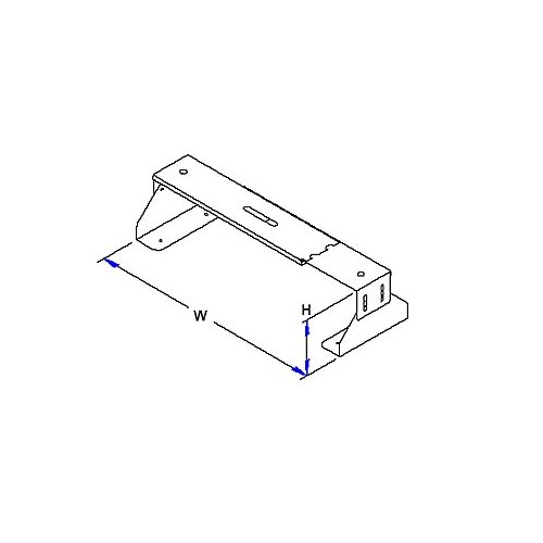 Peerless Adjustable VCR Mount