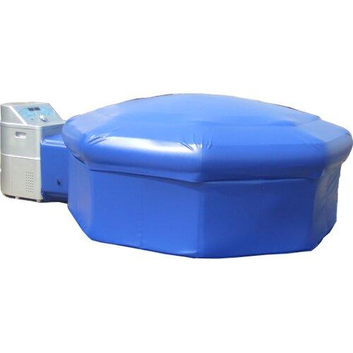 InstaSPA 8-Jet InstaSPA Deluxe Portable Spa
