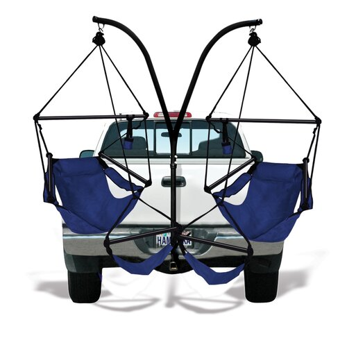 Hammaka Trailer Hitch Stand and Hammock Chair Combo